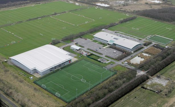 Carrington-Training-Ground